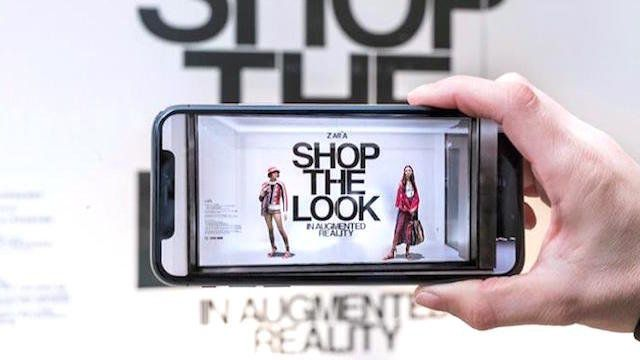 Zara Has Replaced Mannequins With Augmented Reality To Try To Change The Way We