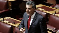 «Συγγνώμη» Φωκά για τα συνθήματα περί Βουλής- απουσιάζει από τη συνεδρίαση της Επιτροπής