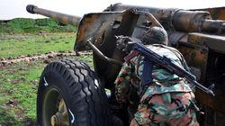 Syrie: l'armée syrienne affirme avoir intercepté des missiles au dessus de