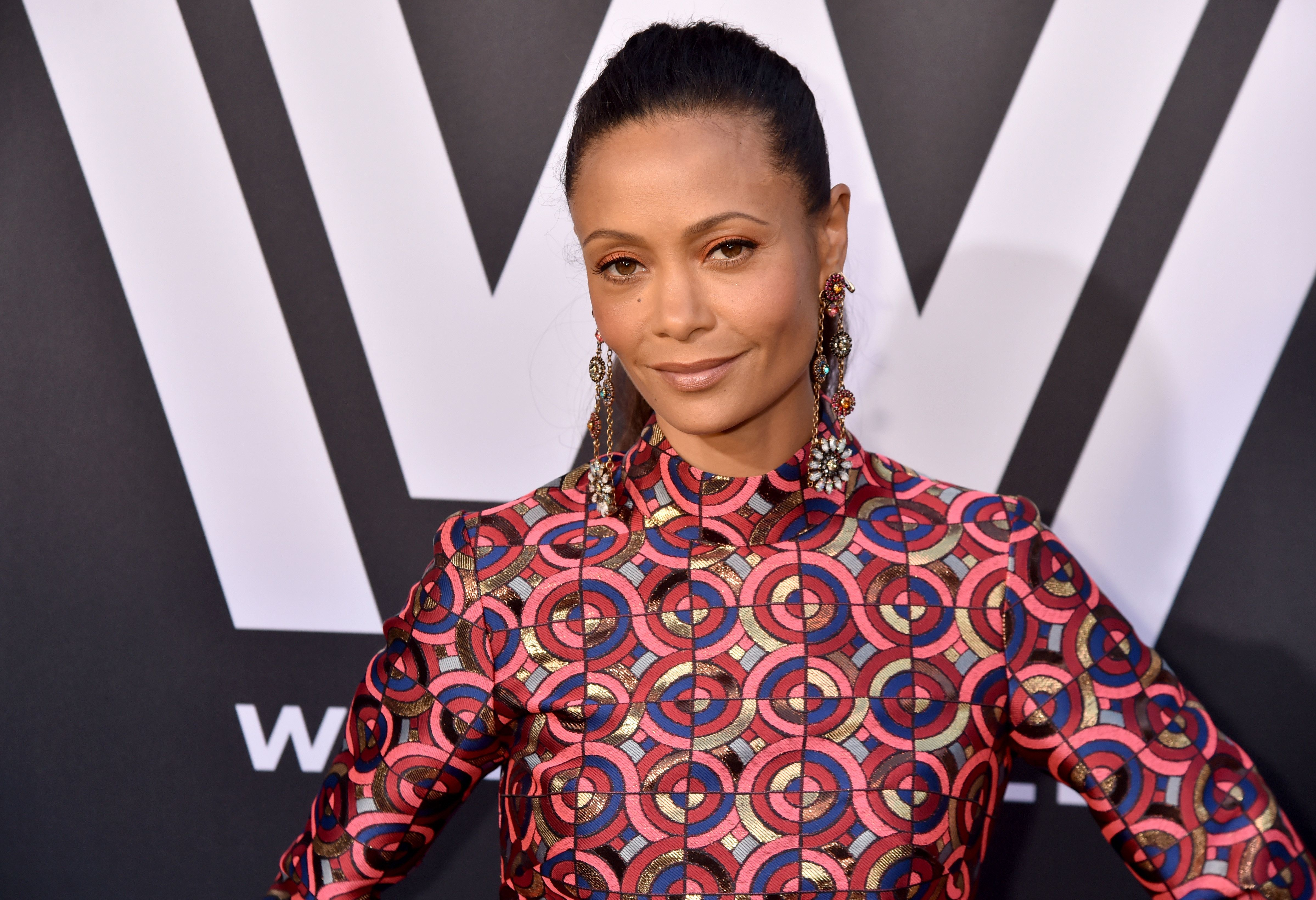 Thandie Newton Celebrates Landmark 'Star Wars' Role In 'Solo'
