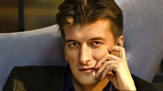 Maxim Borodin died on Sunday