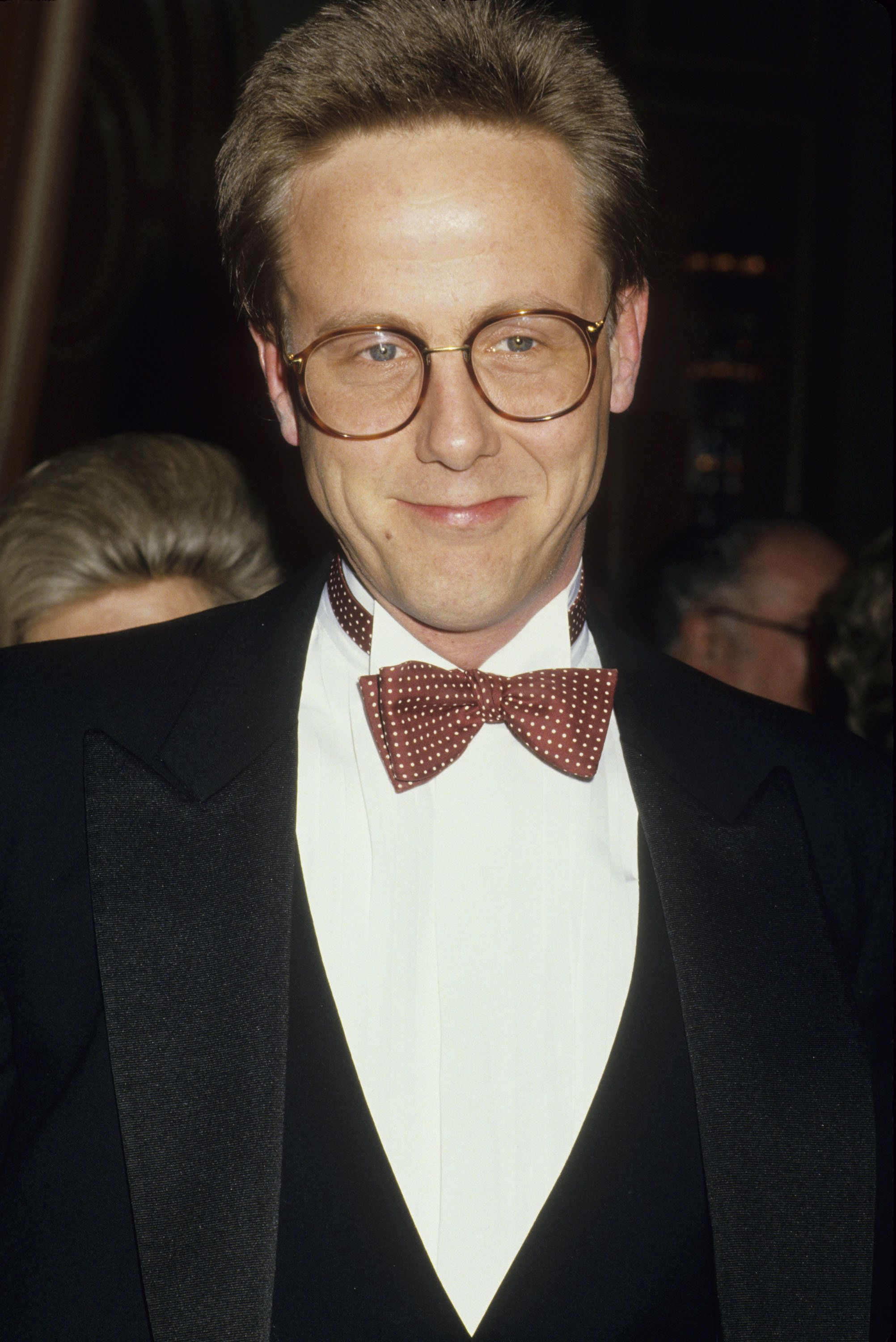 Harry Anderson pictured here in 1987