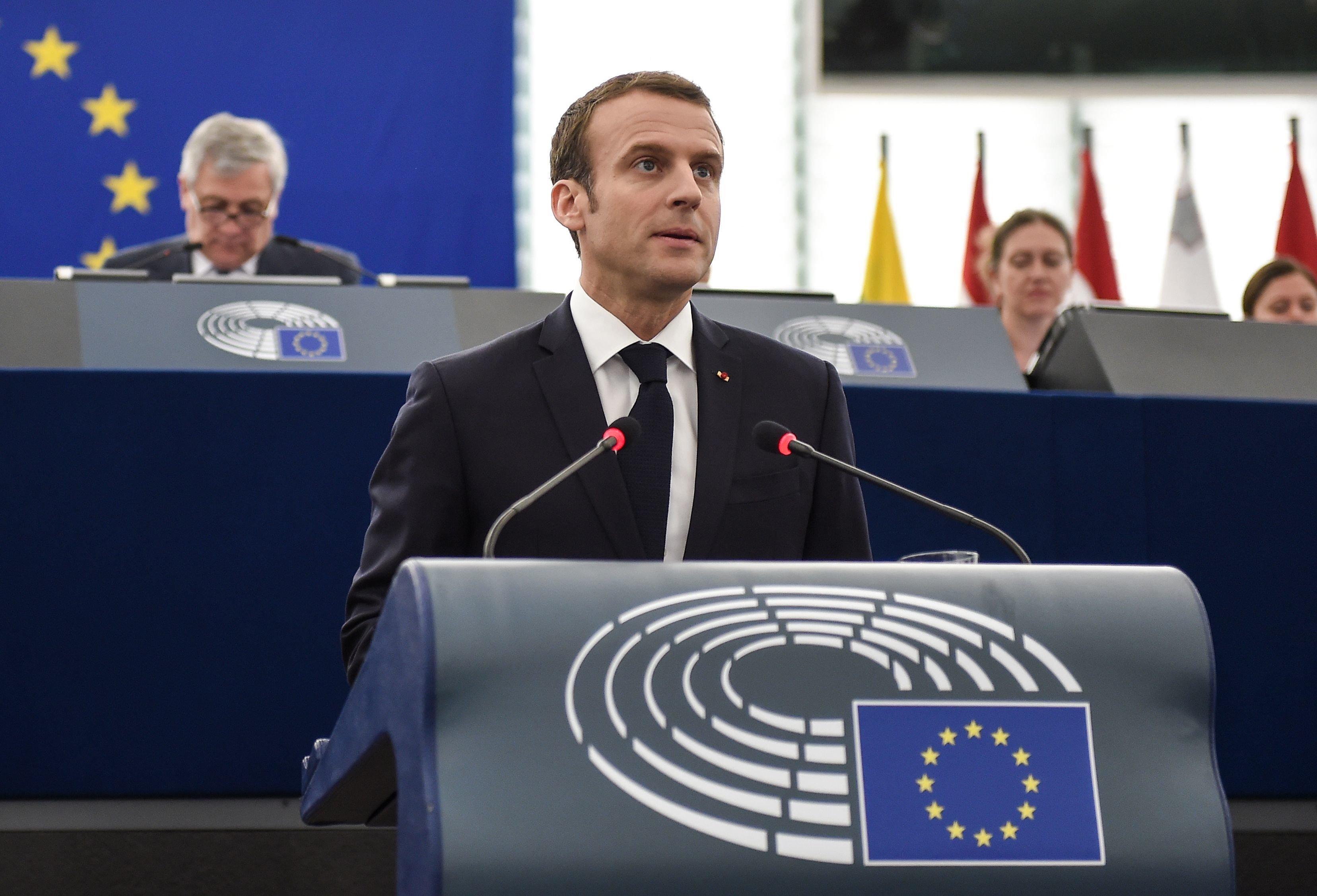 Macron fordert höheres Reformtempo in der EU