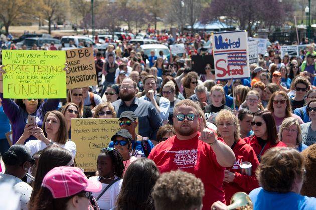 Teachers' Strike Speaks To The Plight Of Working
