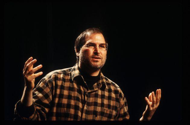 Der verstorbene Apple-Gründer Steve Jobshatte 1992 inspirierende Worte für