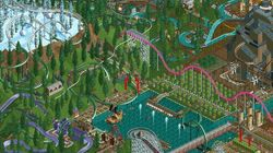 The Original RollerCoaster Tycoon On Your Smartphone Is A Requirement For