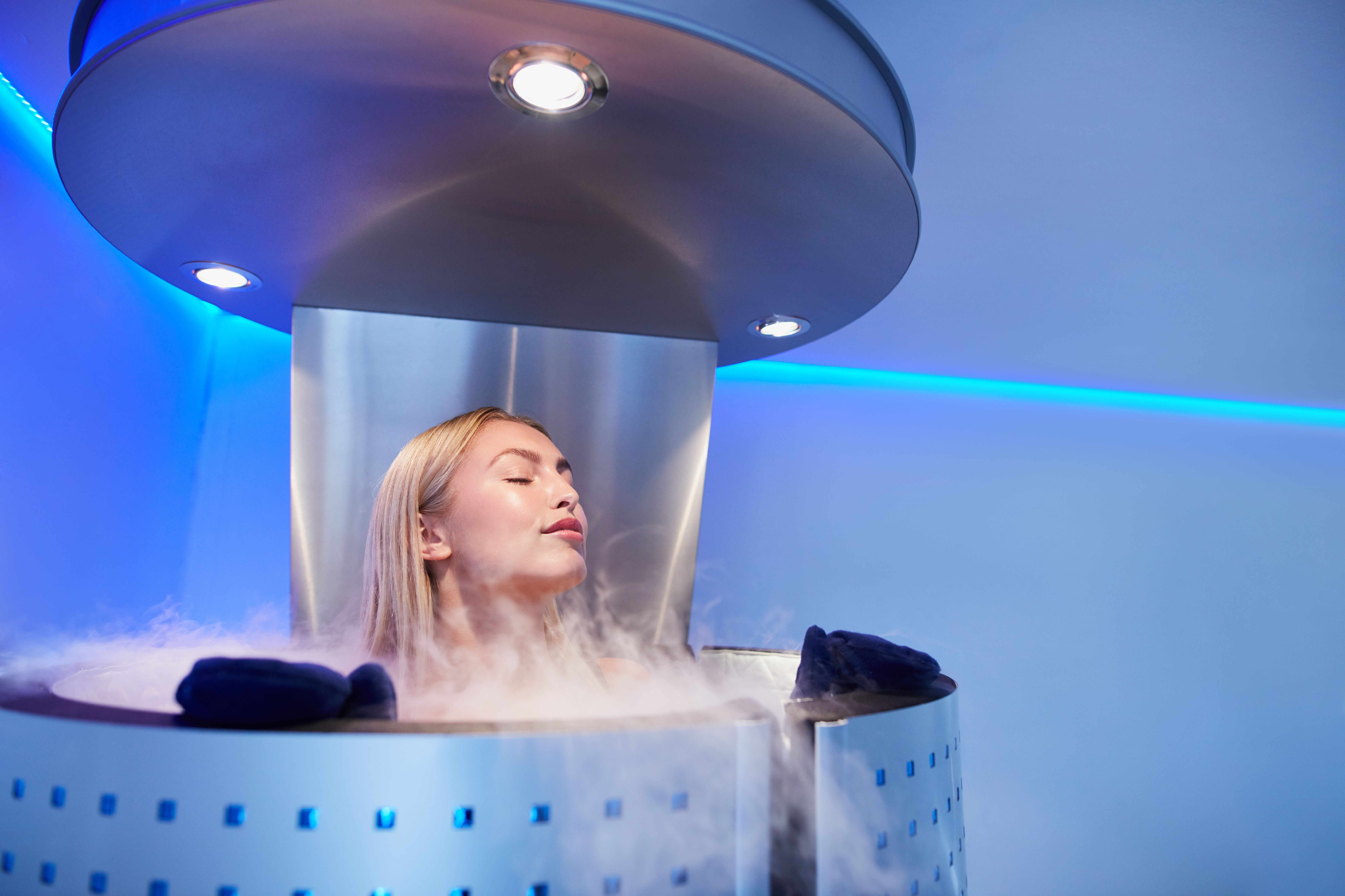 What Is Cryotherapy And Why Are People Doing