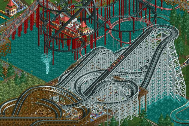RollerCoaster Tycoon Classic On Your Smartphone Is A Requirement For
