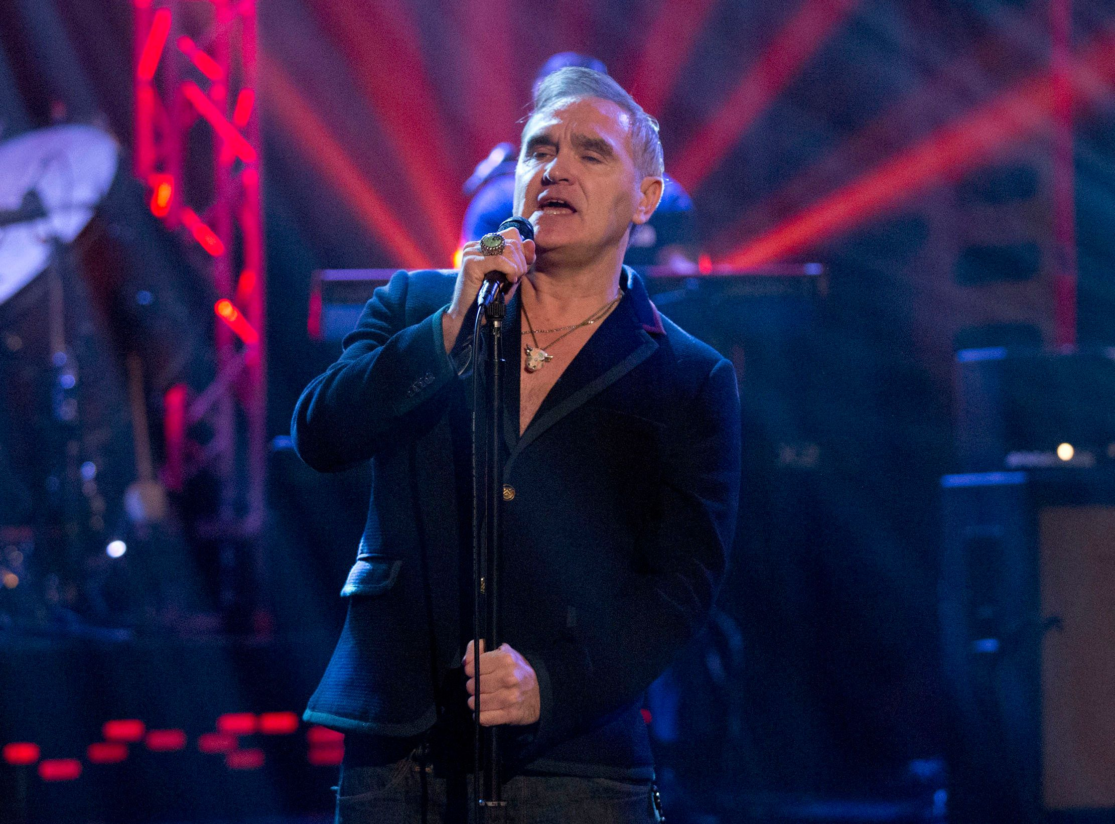Morrissey Faces Criticism After Controversial Comments On Brexit, Sadiq Khan And Theresa