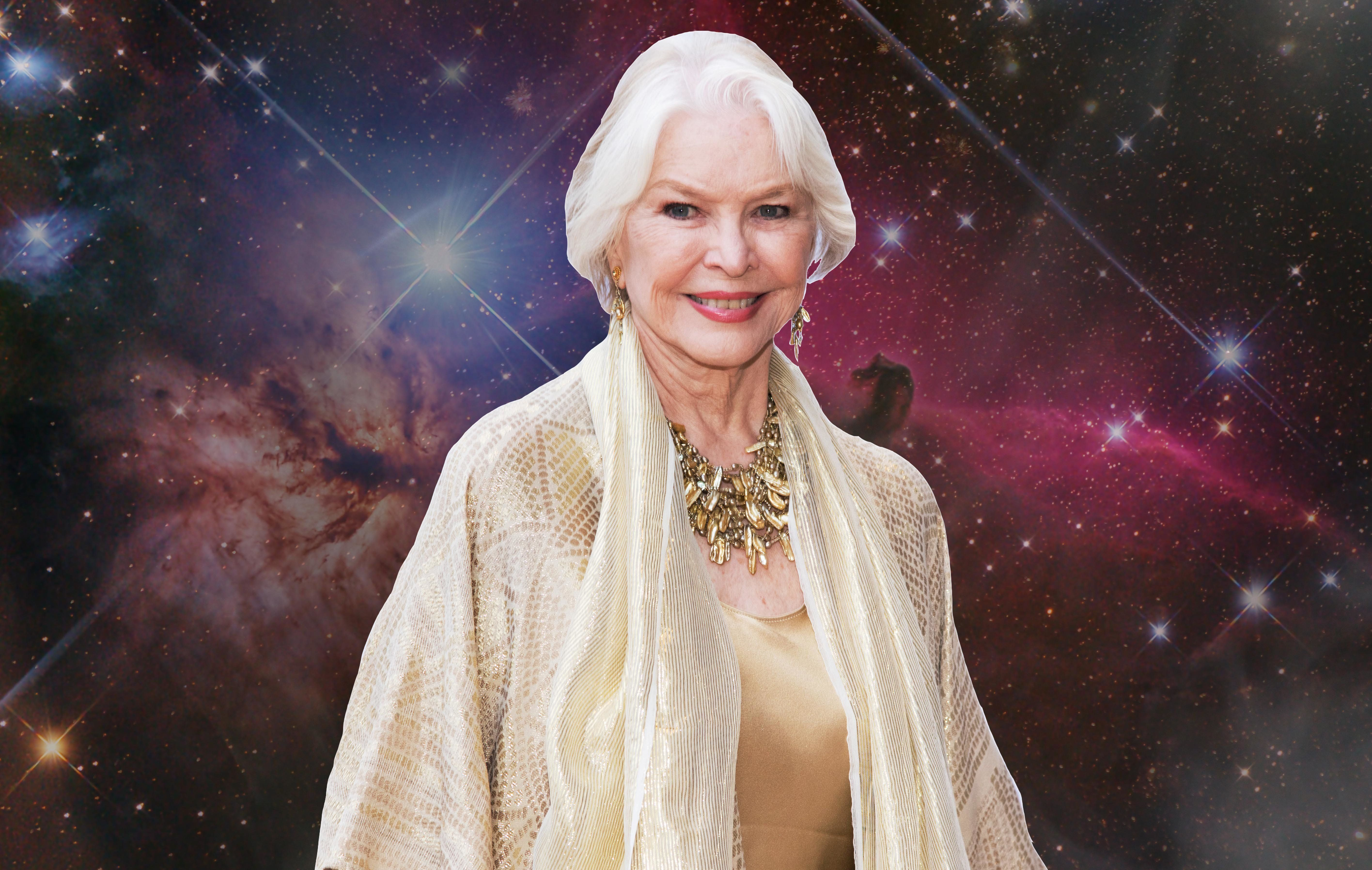 Ellen Burstyn Predicts The Future: 'We'll Be The Canine Of The Robots'