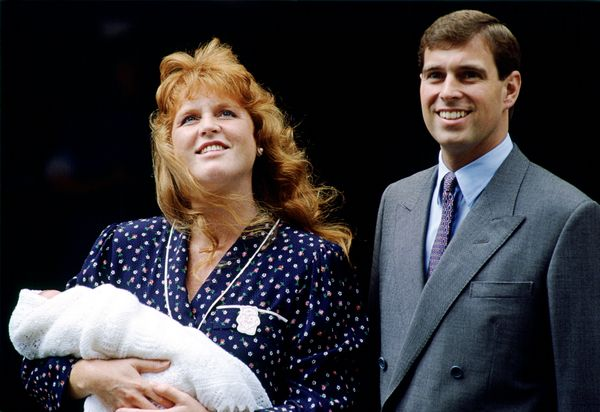 Andrew was next to welcome a royal addition. In 1988, he and Sarah, the Duchess of York, whom he married in 1986, left the ho