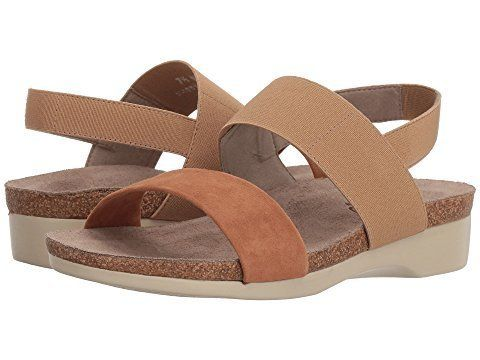 """These casual slingback sandals provide cushioned comfort ideal for work and play.<br><br><a href=""""https://www.zappos.com/p/mu"""