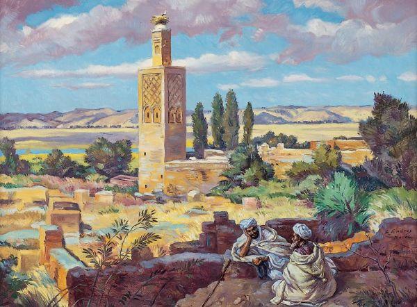 La N'zaha de Rabat, une histoire, un