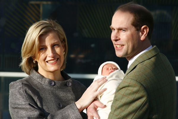 The couple welcomed a son, James, Viscount Severn, in 2007.