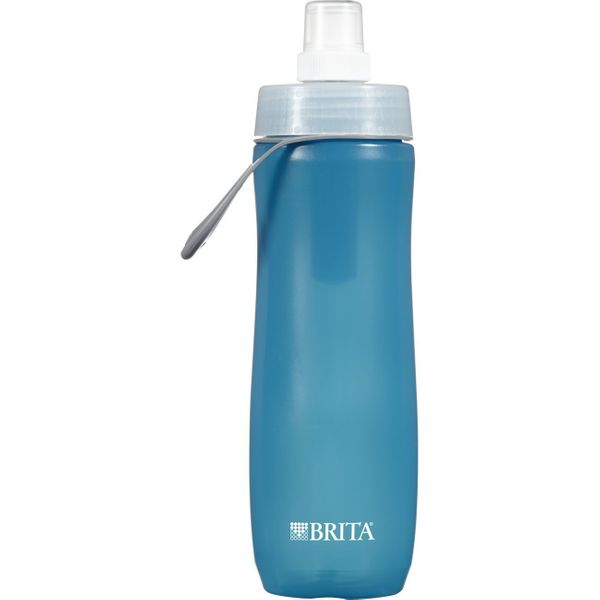 """Water bottles with filters can start creeping up in price. But <a href=""""https://www.amazon.com/Brita-Ounce-Sport-Bottle-Filte"""