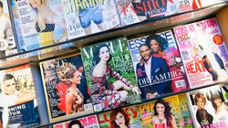 How Newsagents' Displays Of Magazines Reinforce Gender