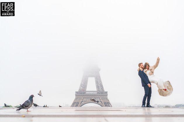 Queste 30 foto di matrimonio premiate come le più belle di sempre cambieranno il vostro