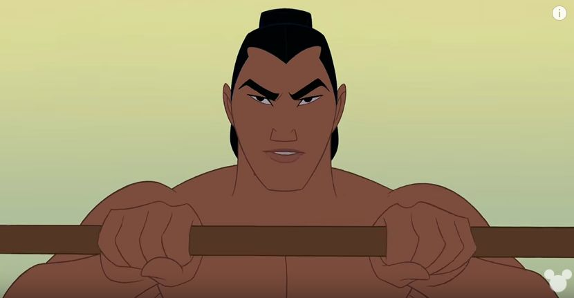 Watch The live action Mulan film has scrapped Captain Shang for a new love interest video