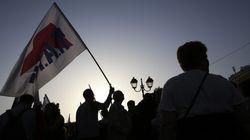 Το αντιπολεμικό συλλαλητήριο του ΠΑΜΕ σε