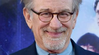 HOLLYWOOD, CA - MARCH 26:  Director Steven Spielberg arrives at the Premiere of Warner Bros. Pictures' 'Ready Player One' at Dolby Theatre on March 26, 2018 in Hollywood, California.  (Photo by Axelle/Bauer-Griffin/FilmMagic)