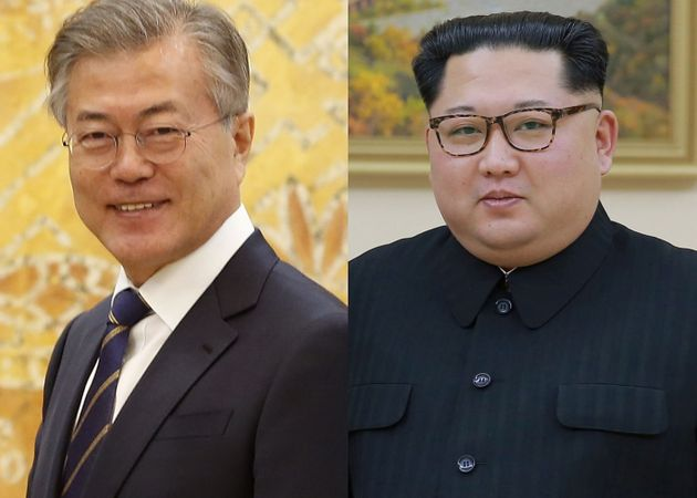 """청와대, """"남북정상회담에서 평화협정 전환 방안"""