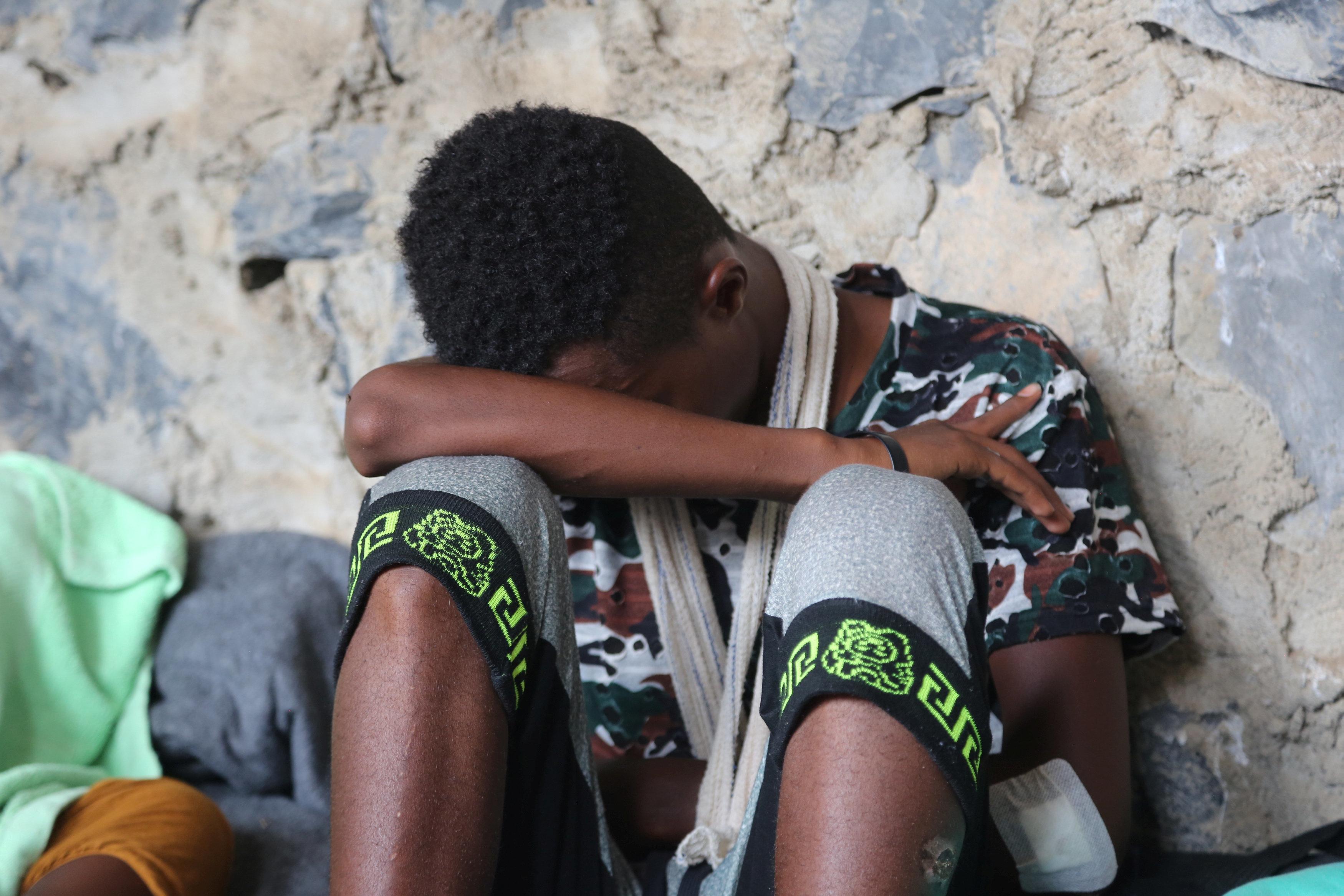 Για βασανισμούς, βιασμούς και εκτελέσεις προσφύγων κατηγορούν τις αρχές στην Υεμένης το Παρατηρητήριο Ανθρωπίνων Δικαιωμάτων...