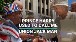 Prince Harry Used To Call Me Union Jack Man