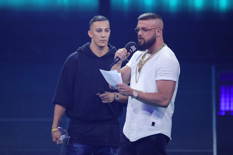 ECHO-Skandal Label stoppt Zusammenarbeit mit Kollegah & Farid Bang