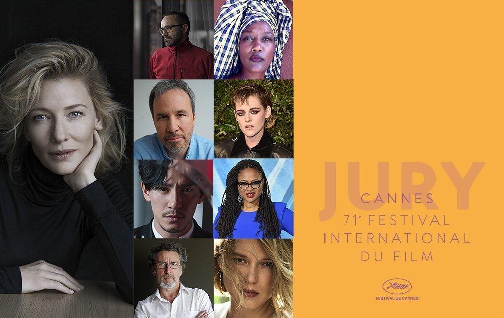 Léa Seydoux et Kristen Stewart dans le jury du Festival de Cannes
