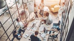 Start-ups in Berlin gehen die Büros