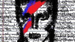 Ο γραφικός χαρακτήρας των Bowie, Cobain, Lennon και Cohen «ζωντανεύει» και είναι διαθέσιμος για