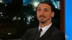 """""""Je fais de mes coéquipiers des superstars"""": pour son premier talk-show, Zlatan n'a pas fait dans la modestie"""
