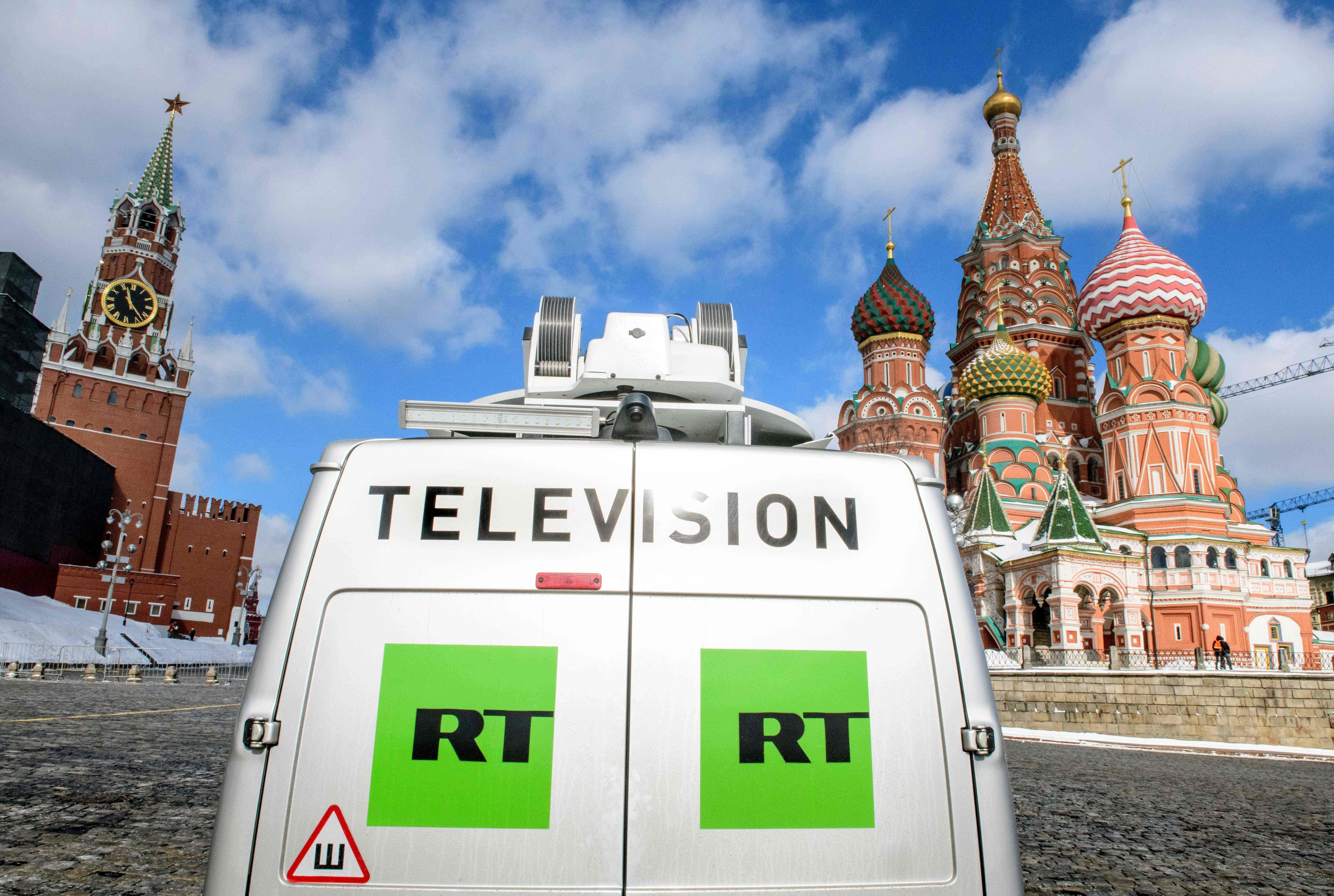 Ofcom Launches Seven Investigations Into RT News Service In Wake Of Salisbury