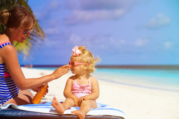 How To Choose The Best Suncream For Kids And
