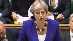 Theresa May Claims Labour Decided To Destroy Windrush Landing