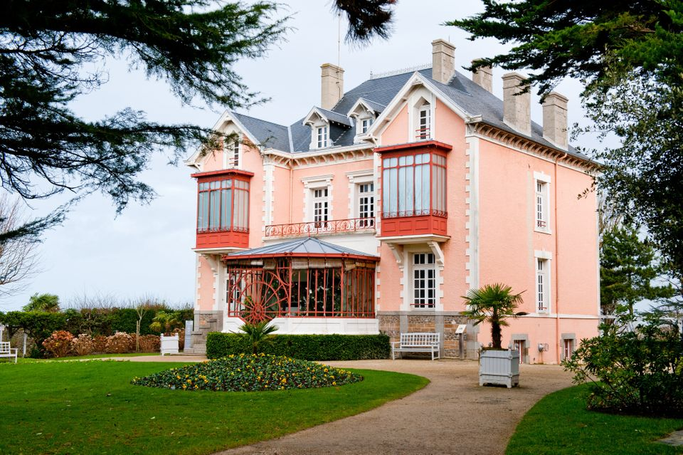 Το μουσείο Christian Dior, η κατοικία...