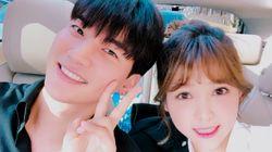 가수 노지훈과 모델 이은혜가 결혼 소식을