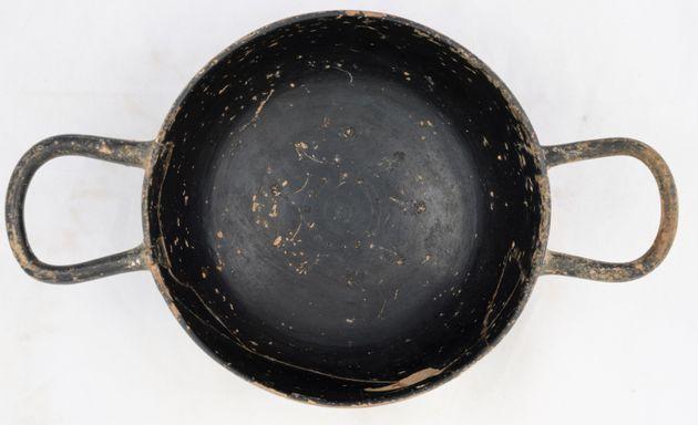 Επαναπατρισμός αρχαίου αγγείου από τη Γερμανία. Είχε μάλλον βρεθεί στην Αγχίαλο Θεσσαλονίκης κατά την