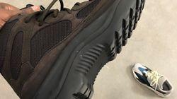 Quechua s'amuse des similitudes entre ses chaussures et cette création de Kanye West