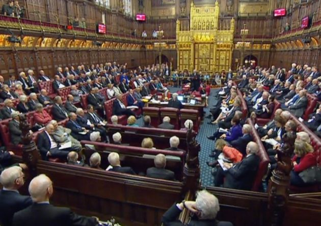 The huge size of the majority - 123 votes - underlined the strength of the alliance of Labour, Liberal...