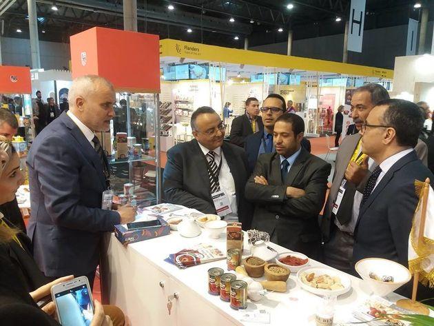 La participation de la Tunisie au Salon international de l'industrie agroalimentaire de Barcelone en...