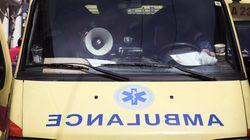 Τροχαίο με ασθενοφόρο του ΕΚΑΒ στο Ηράκλειο που μετέφερε δύο νεογνά. Τραυματίστηκε