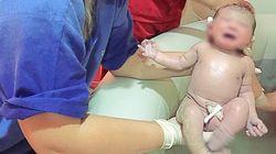 Une clinique à Safi effectue le premier accouchement dans l'eau au