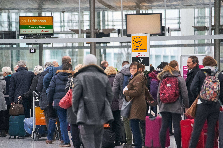 Αποτέλεσμα εικόνας για Καταργούνται οι έλεγχοι στα γερμανικά αεροδρόμια για πτήσεις από Ελλάδα
