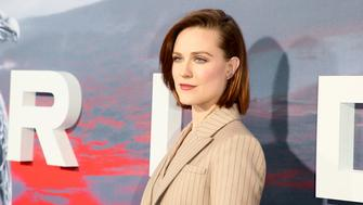 LOS ANGELES, CA - APRIL 16:  Evan Rachel Wood attends the premiere of HBO's 'Westworld' Season 2 at The Cinerama Dome on April 16, 2018 in Los Angeles, California.  (Photo by Jean Baptiste Lacroix/Getty Images)