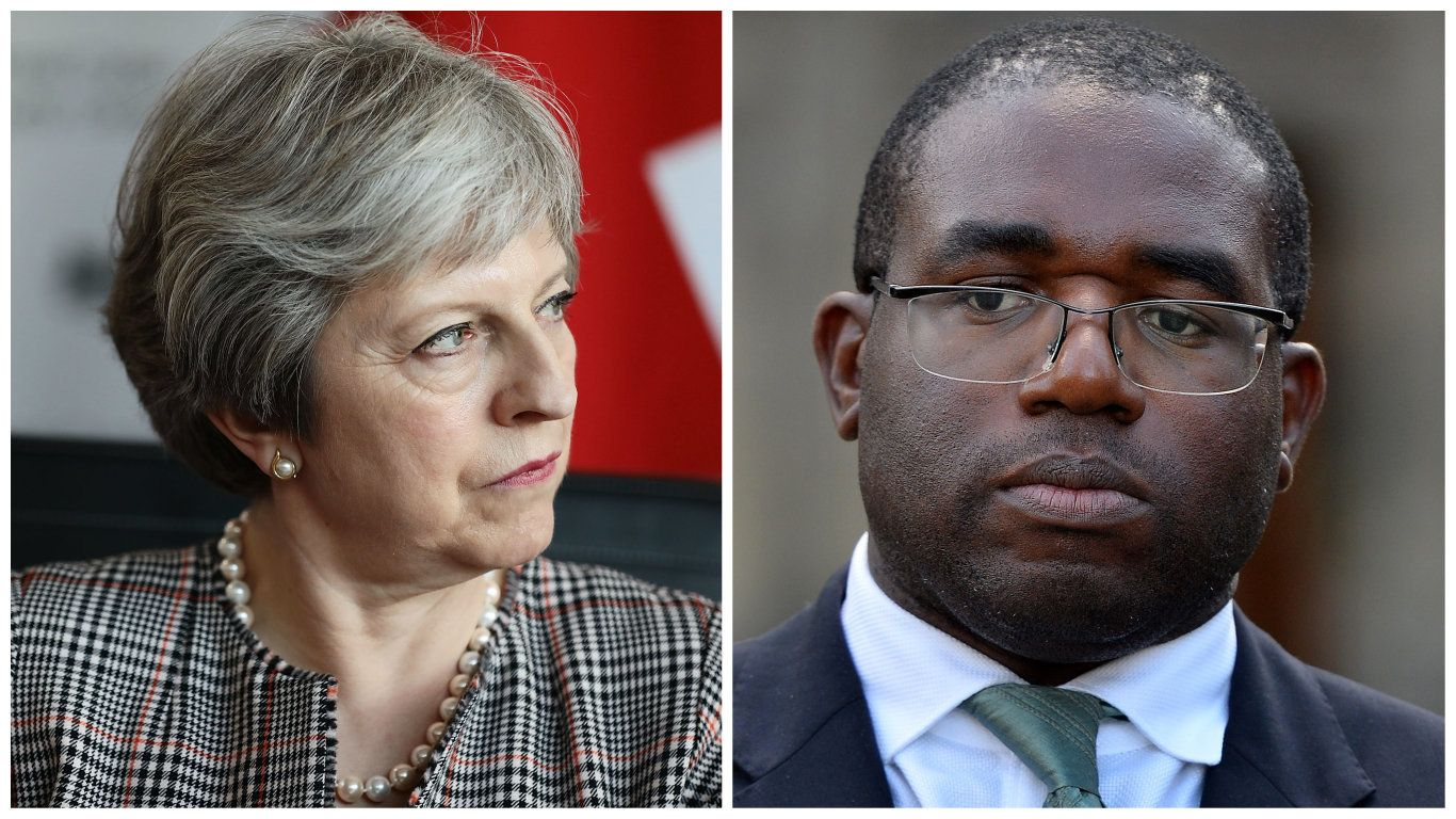 David Lammy Accuses PM Of Making 'Cruel' Mistakes Over Windrush Generation