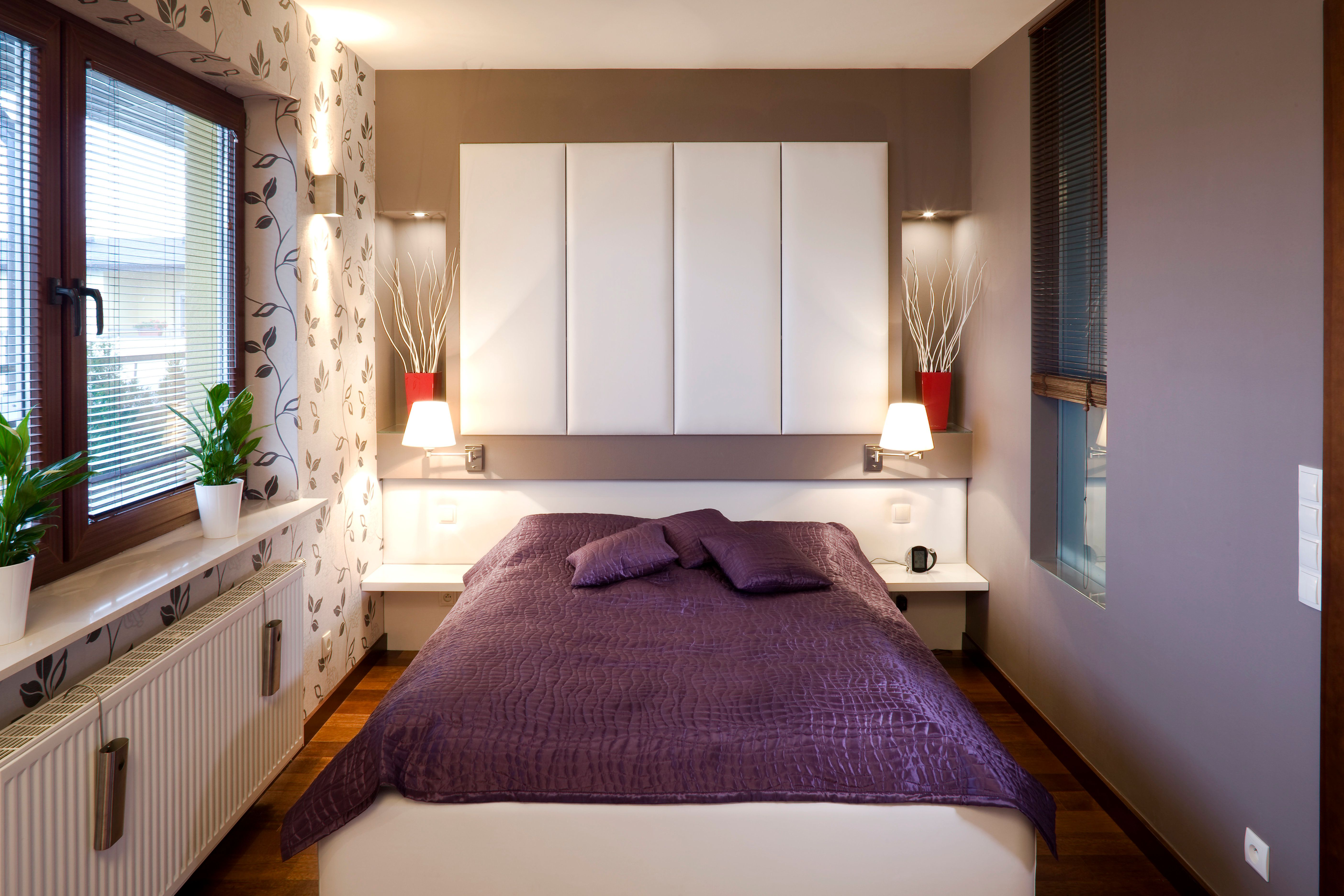 Multifunctional Bedroom Furniture For Small Spaces