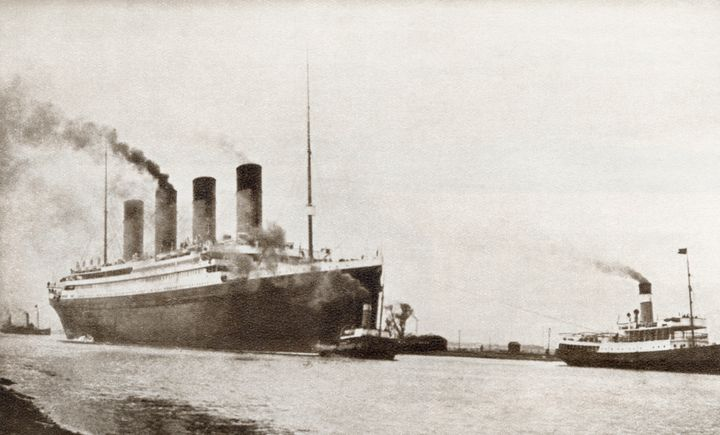 The Titanic sailed with eight Chinese passengers, six of whom survived only to be met with racism on shore.