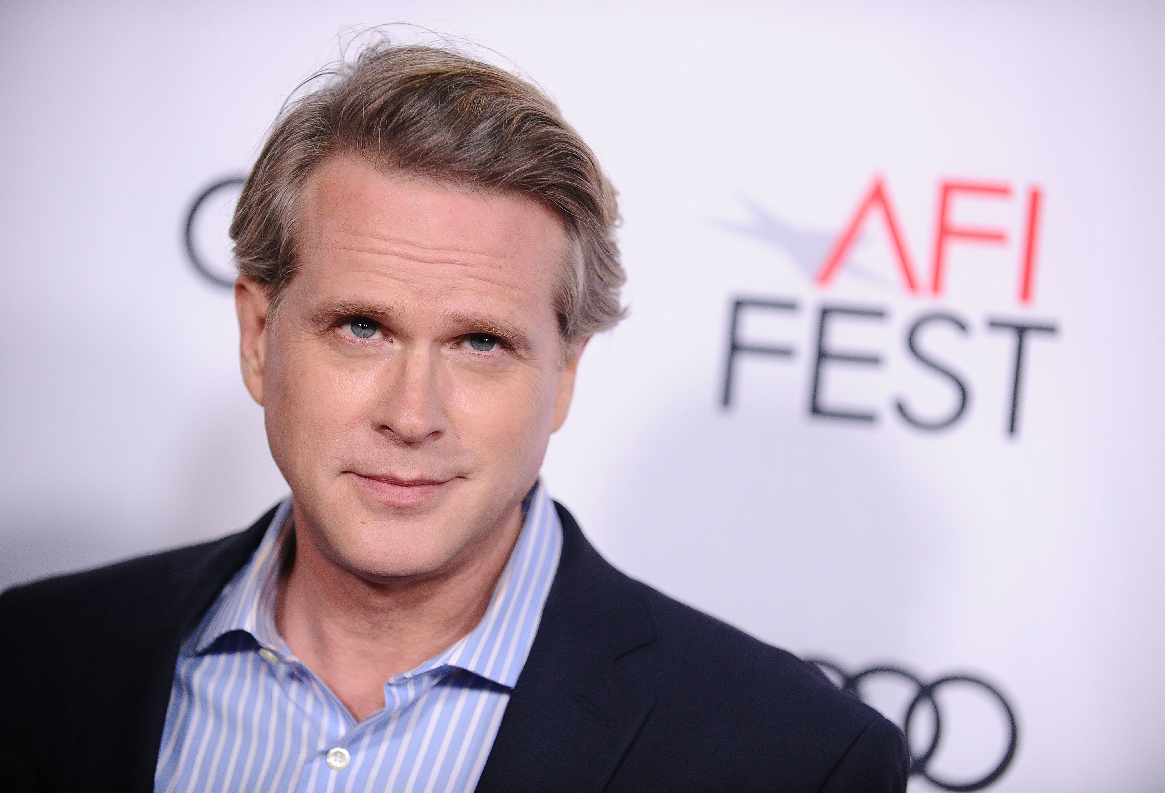 HOLLYWOOD, CA - NOVEMBER 09:  Actor Cary Elwes attends the 2017 AFI Fest opening night gala screening of 'Mudbound' at TCL Chinese Theatre on November 9, 2017 in Hollywood, California.  (Photo by Jason LaVeris/FilmMagic)