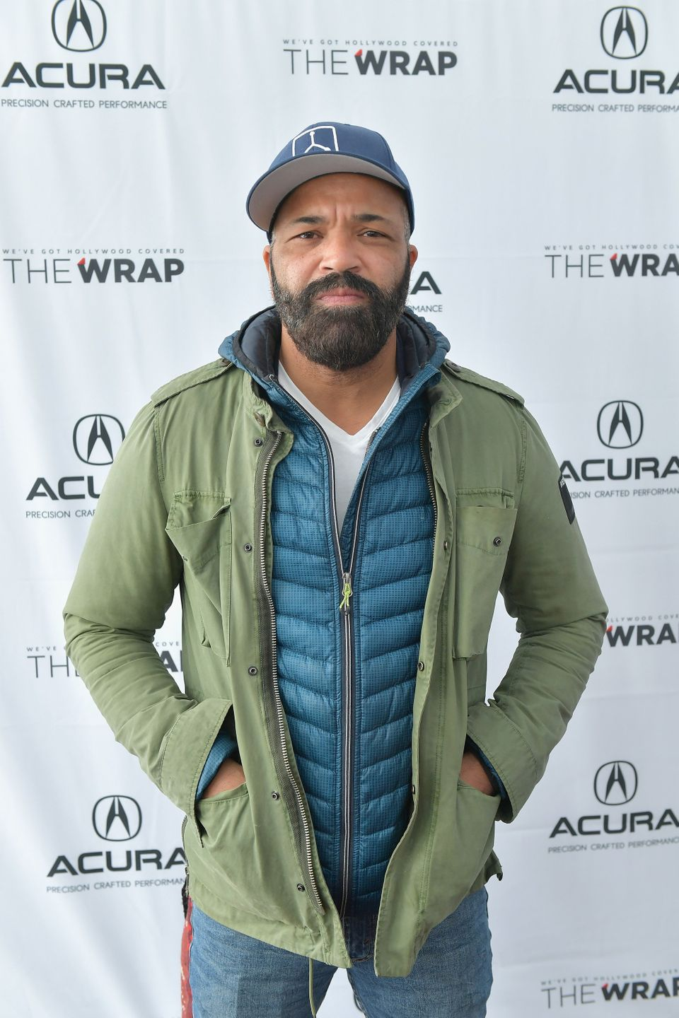 Jeffrey Wright at the 2018 Sundance Film Festival in Park City,
